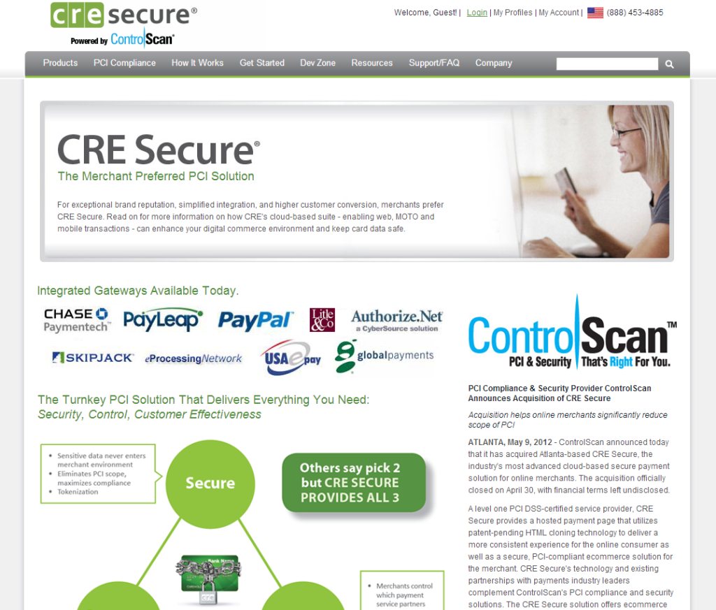 cresecure