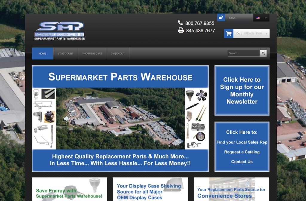 smpw home page